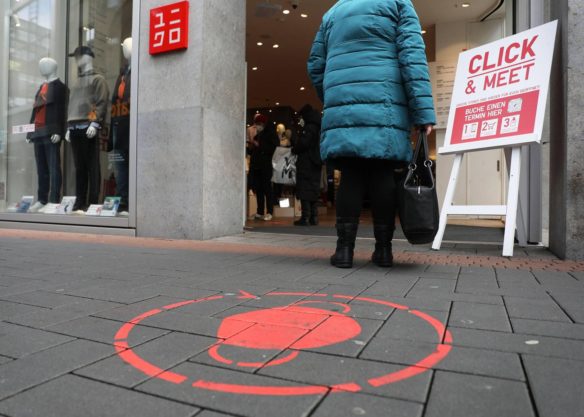 NRW: Gericht kippt Beschränkungen im Einzelhandel sofort
