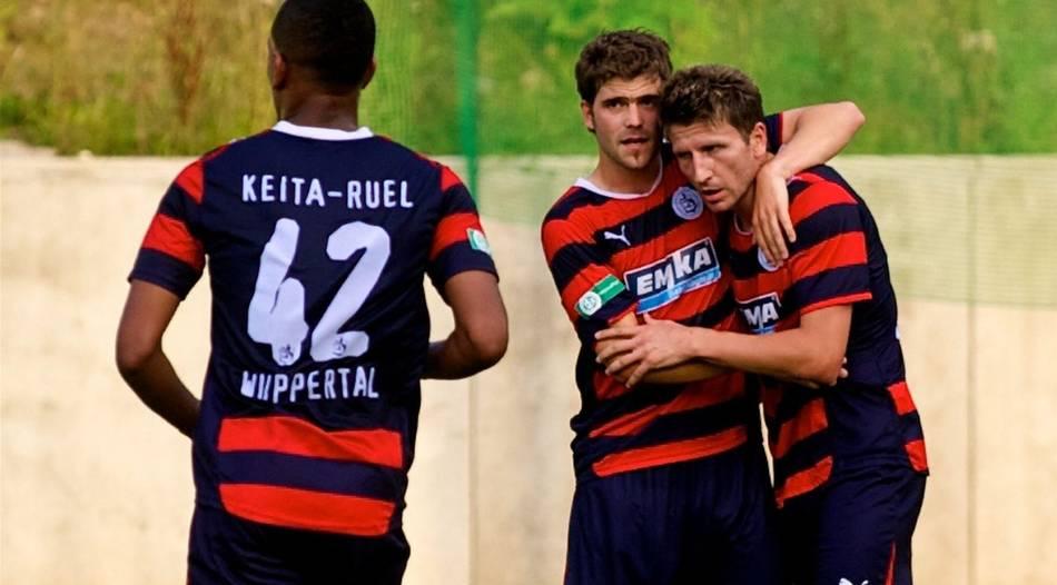 SC Paderborn soll Interesse an Fortunas Keita-Ruel haben