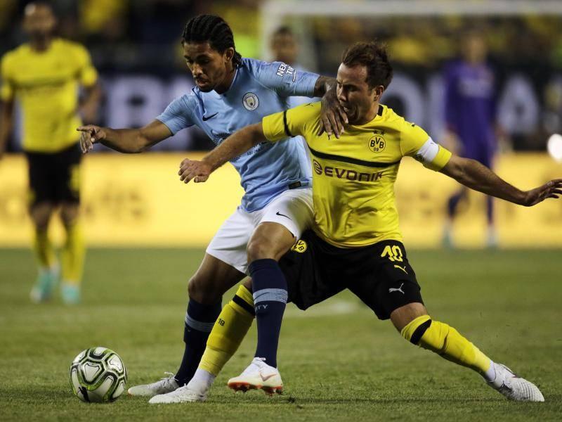 Dortmund Gegen Manchester City