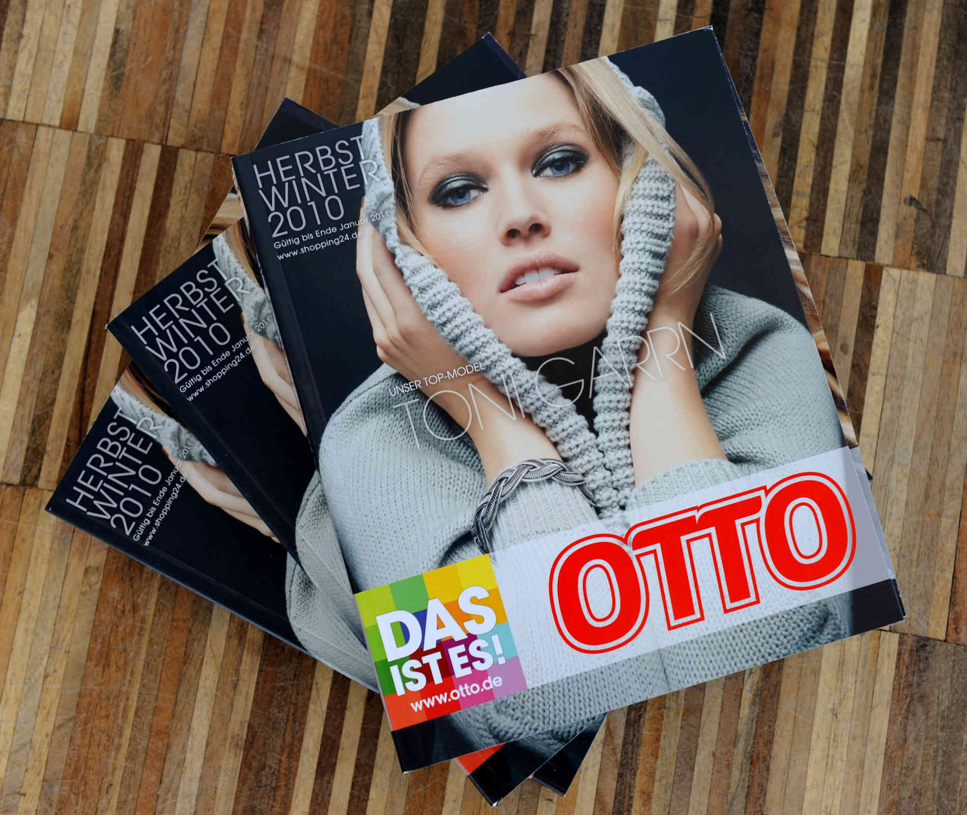 Otto Katalog Wird Eingestellt