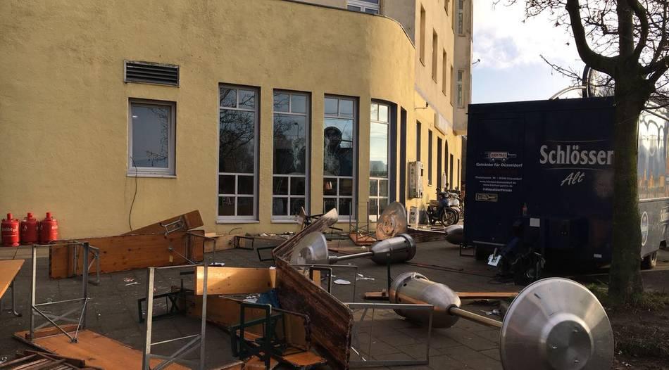 Düsseldorf: Polizei verteidigt Einsatz gegen Hells Angels