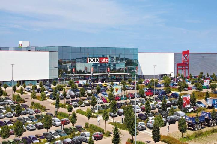 Xxxl Möbelhaus Interessiert An Inrather Standort