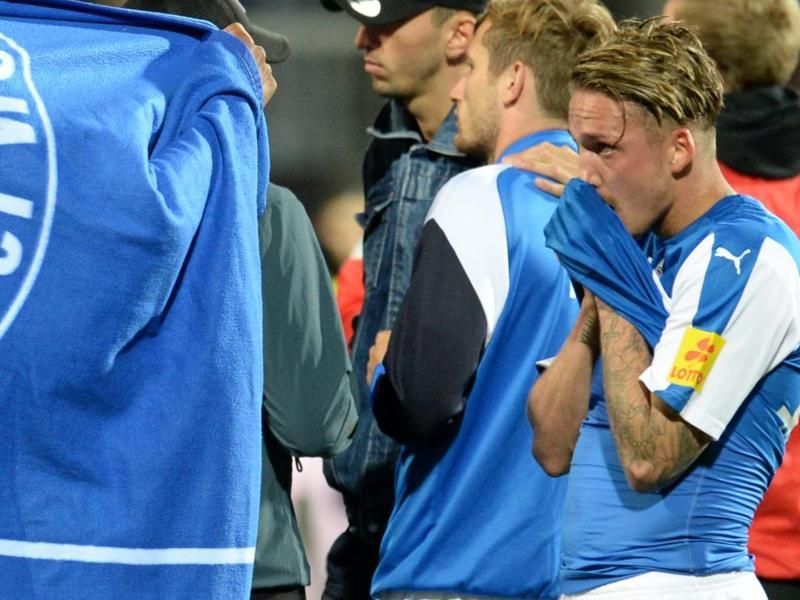 Relegation Bundesliga Rückspiel
