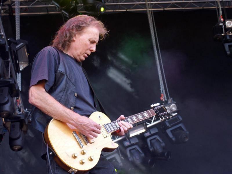 Gitarrist Gestorben