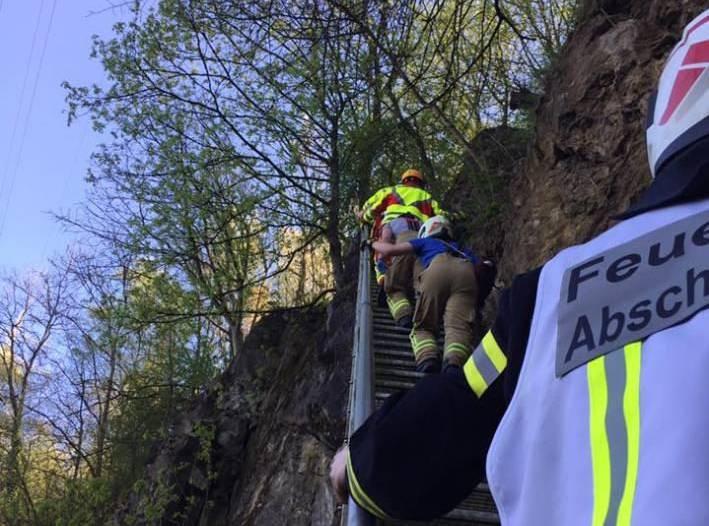 Klettergurt Für 4 Jährige : Frau 58 stürzt im bochumer bruch zehn meter in die tiefe
