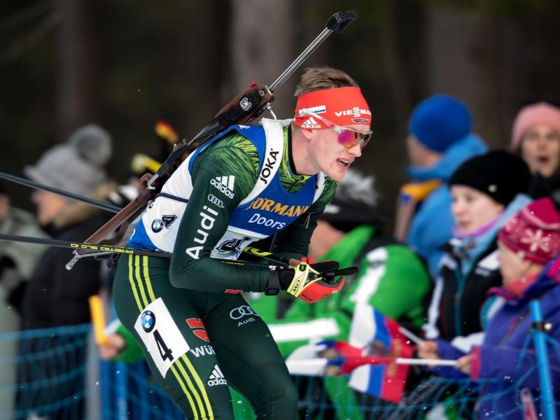 Biathlon Massenstart Tjumen