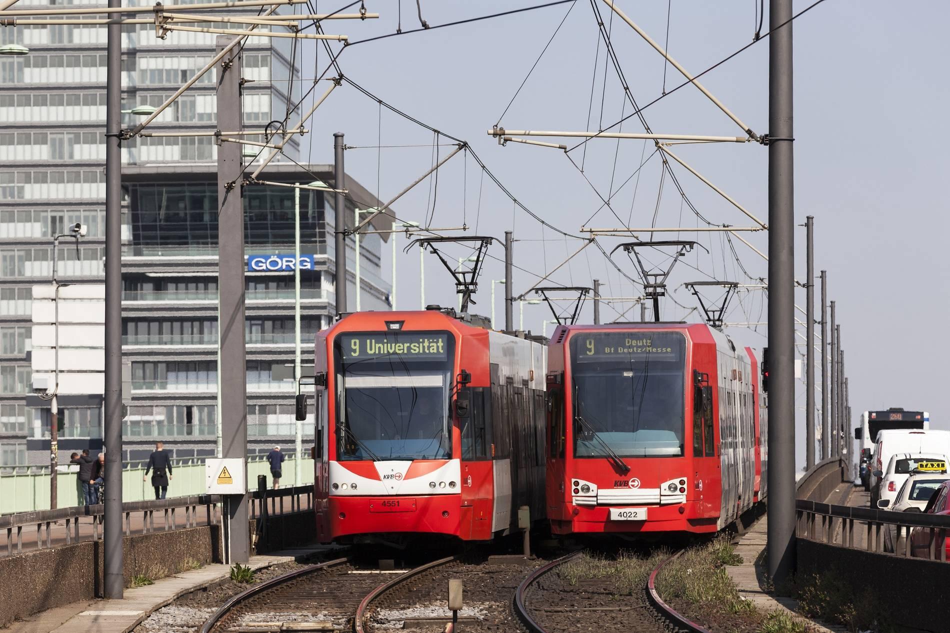 Köln Kvb Streik Legt Köln Am Mittwoch Lahm Asta Richtet