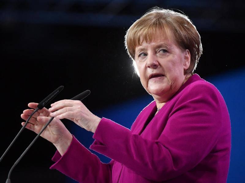 Merkel Kanzlerschaft