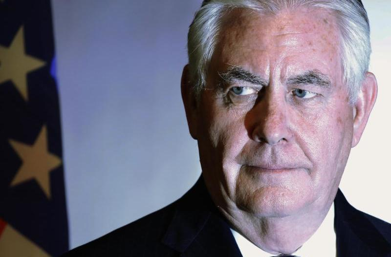 "Analyse: ""Rexit"" in Washington: Trump feuert Außenminister Tillerson"