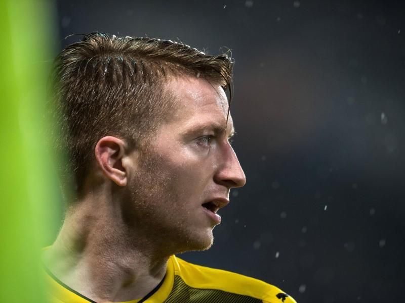 Vertrag Bis 2023 Marco Reus Bleibt Borussia Dortmund Treu