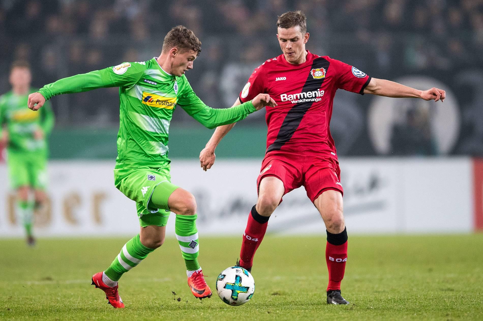 Mönchengladbach Gegen Leverkusen