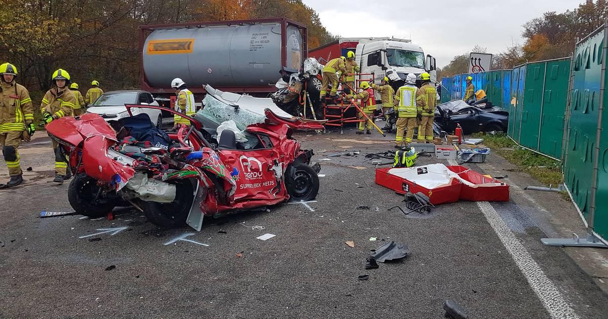 Leverkusen Unfall Heute