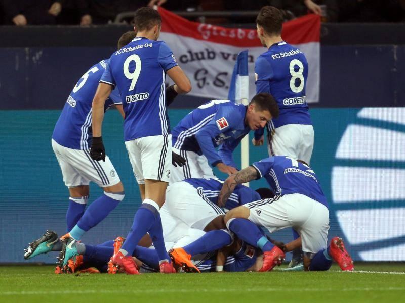Schalke Spieltag
