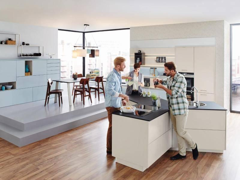 Möbel für offene Grundrisse: Das Aus für die klassische Küche