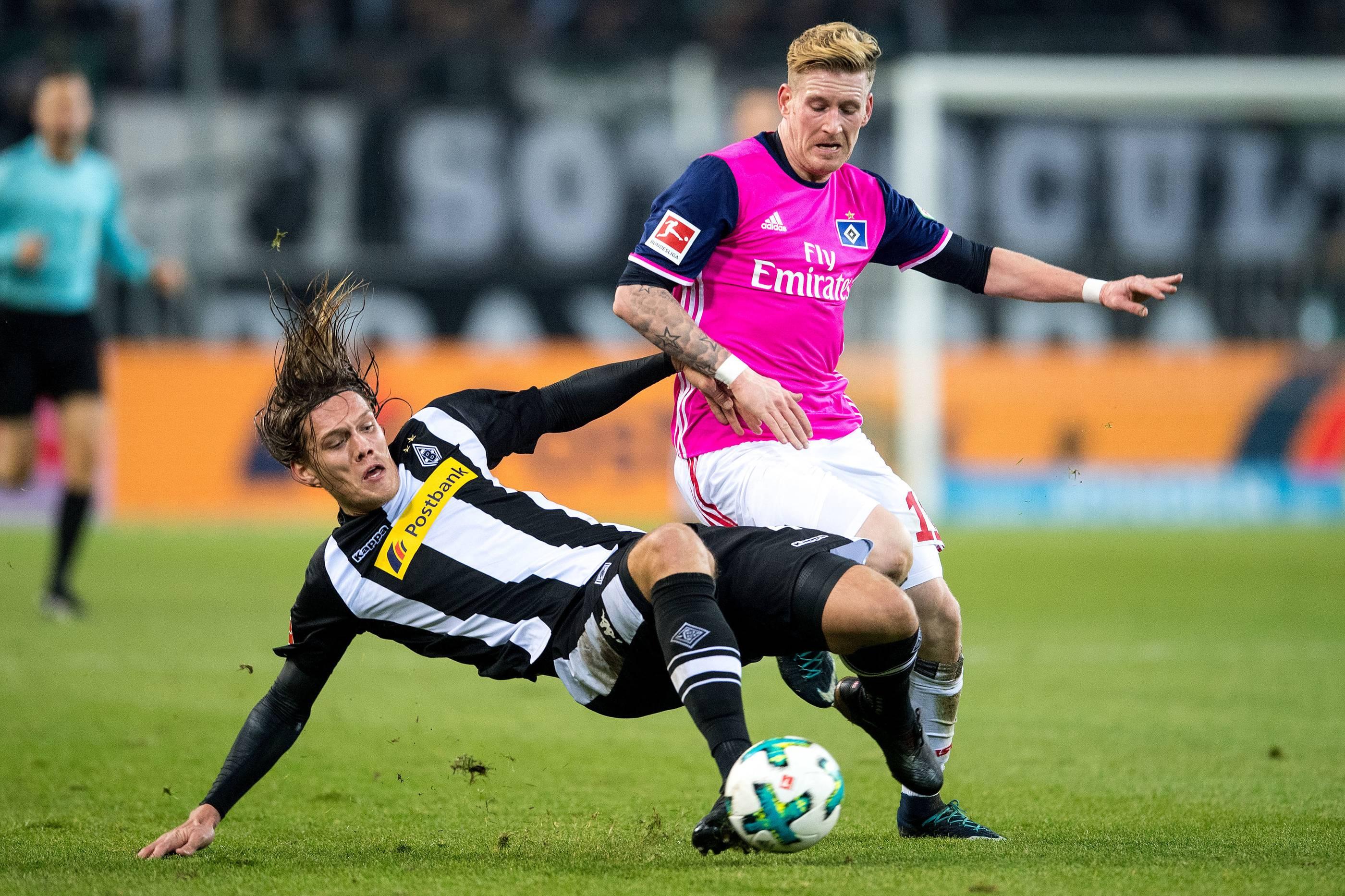 Mönchengladbach Gegen Hamburg
