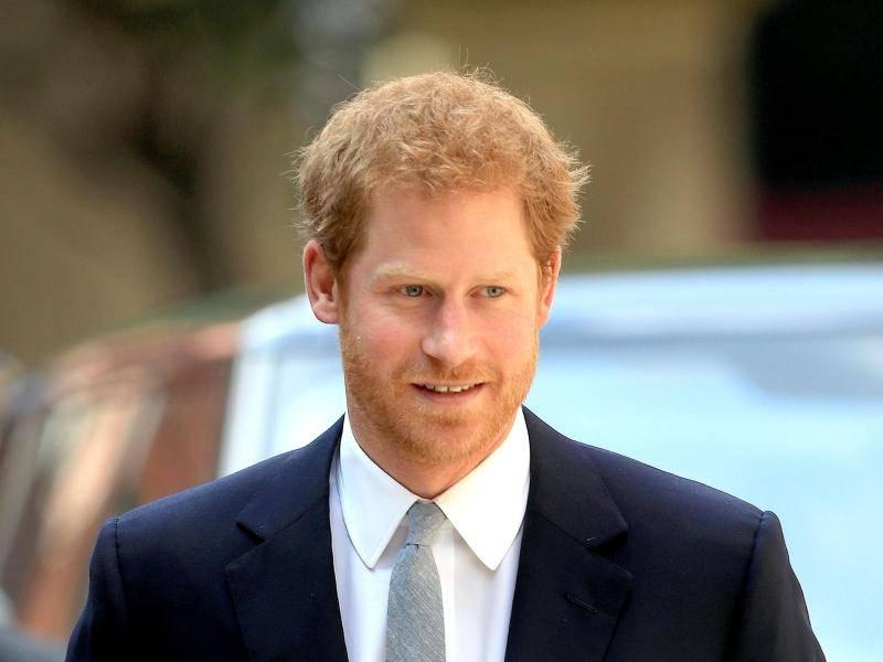 Britisches Königshaus: Harry - Vom Party-Prinzen zum Bräutigam