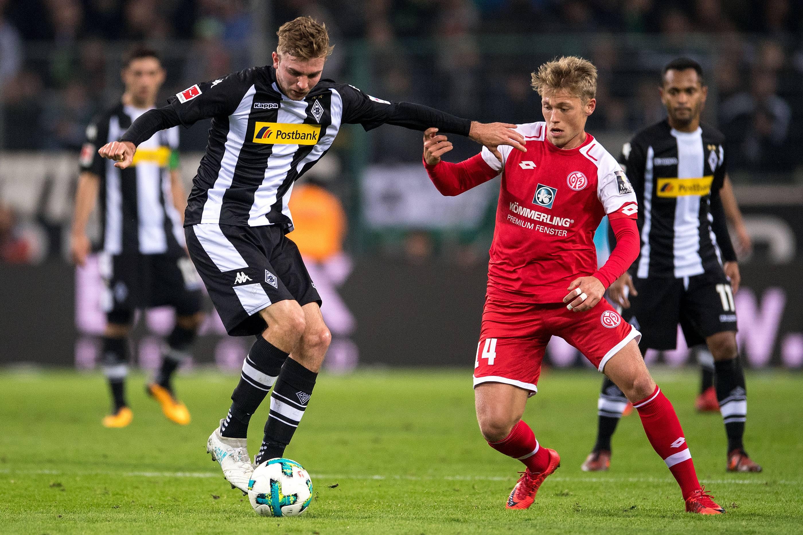 Mönchengladbach Gegen Mainz