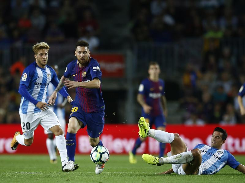 3 Spanische Liga