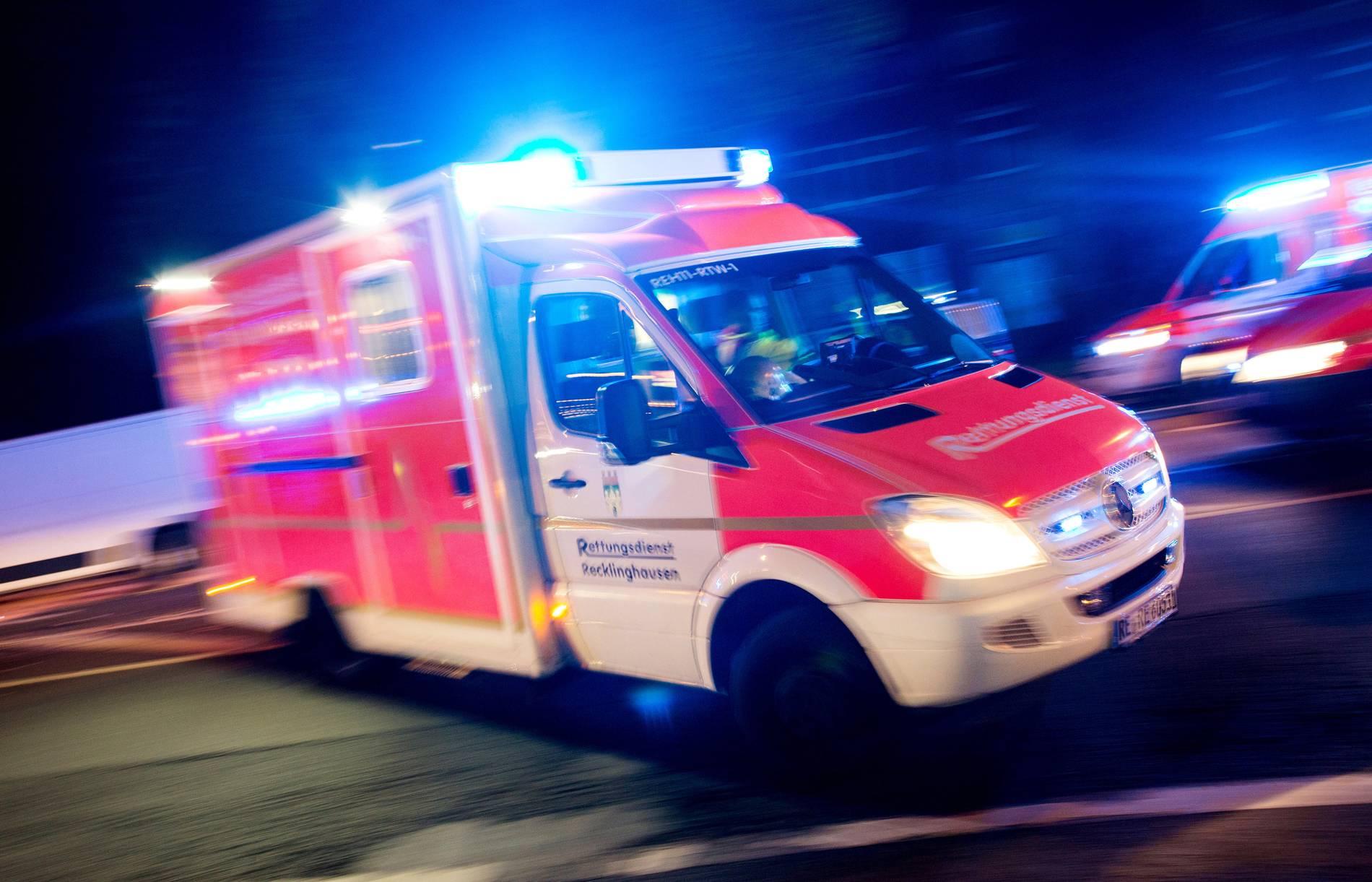 Krefeld Kabelbrand In Kuche Sorgt Fur Feuerwehreinsatz