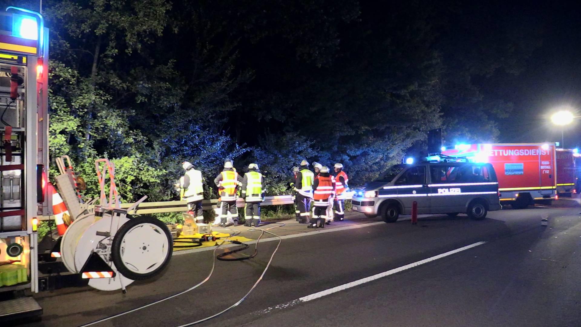 Unfall A59 Heute Düsseldorf