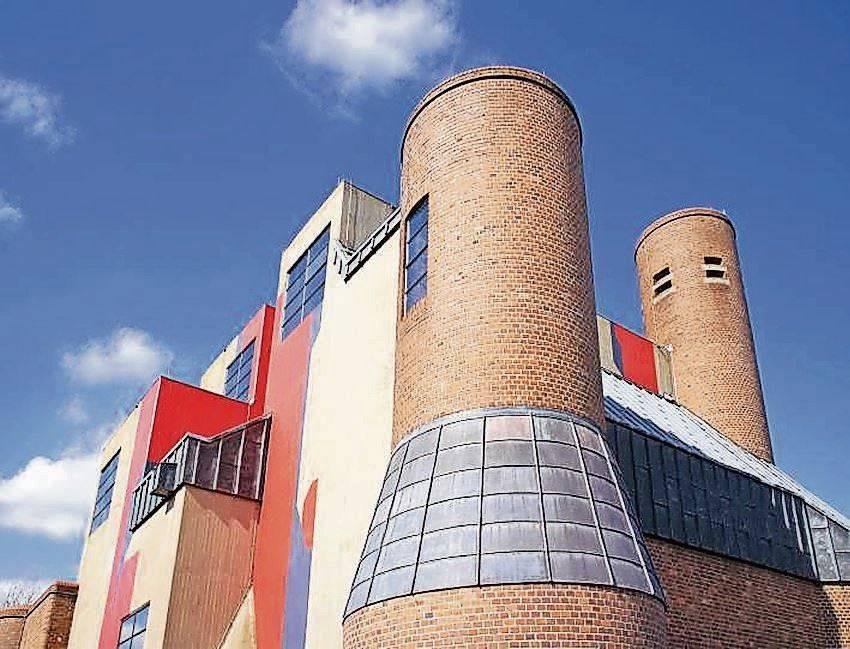 Düsseldorf Reichenviertel