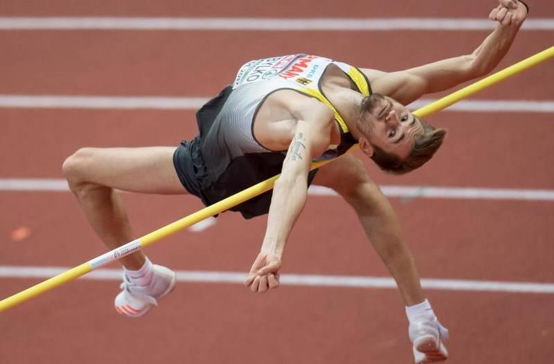 Leichtathletik-Meeting: Hochspringer Przybylko gewinnt in ...