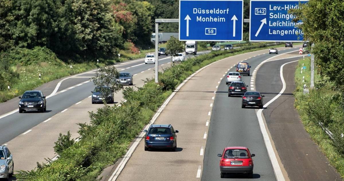 A1 Leverkusen Sperrung