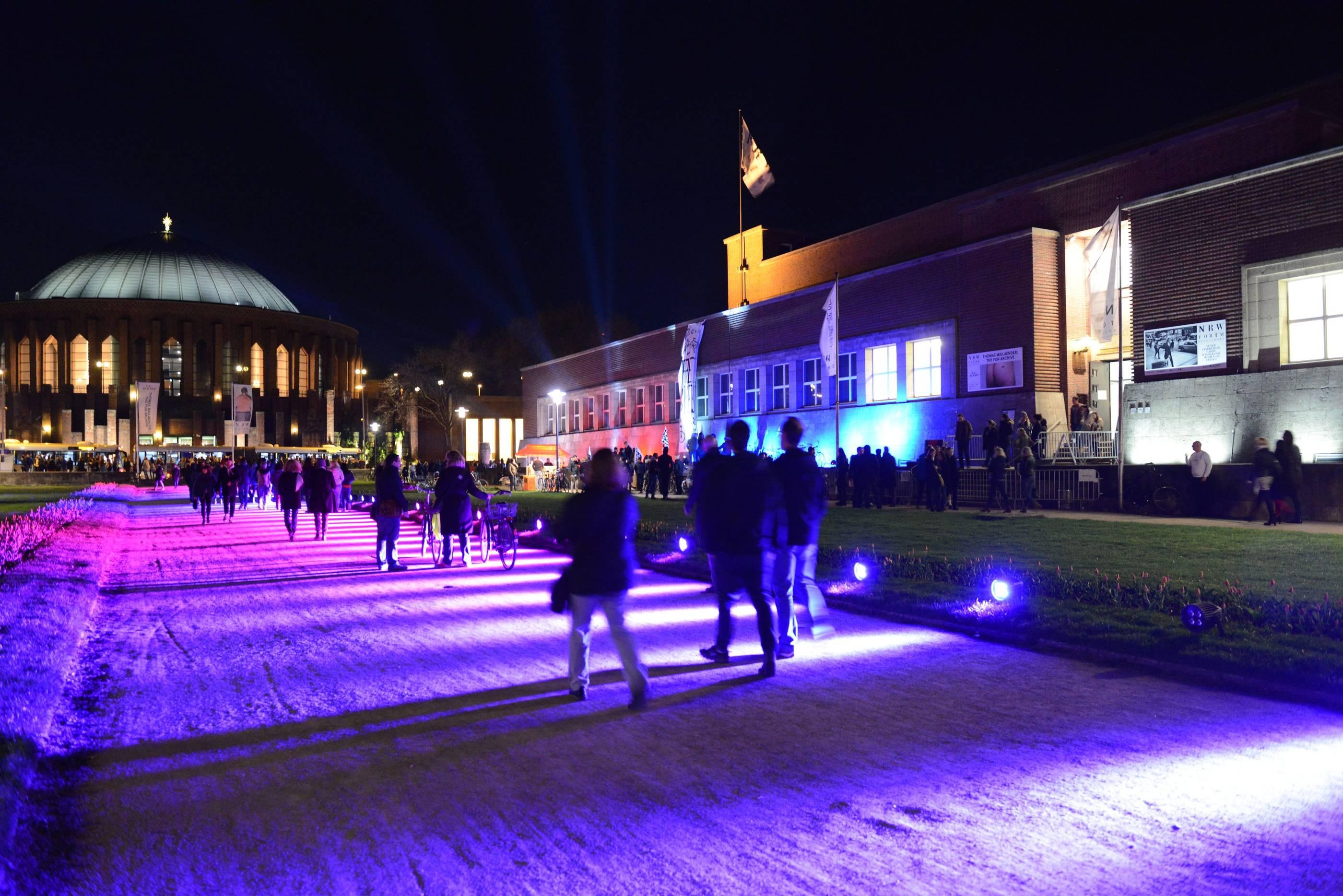 düsseldorf nacht der museen