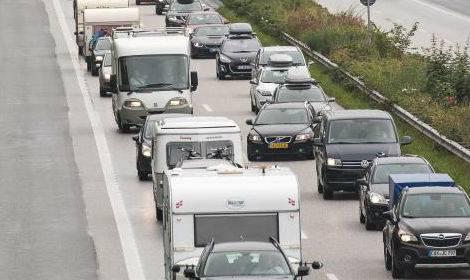 Verkehrsnachrichten A44