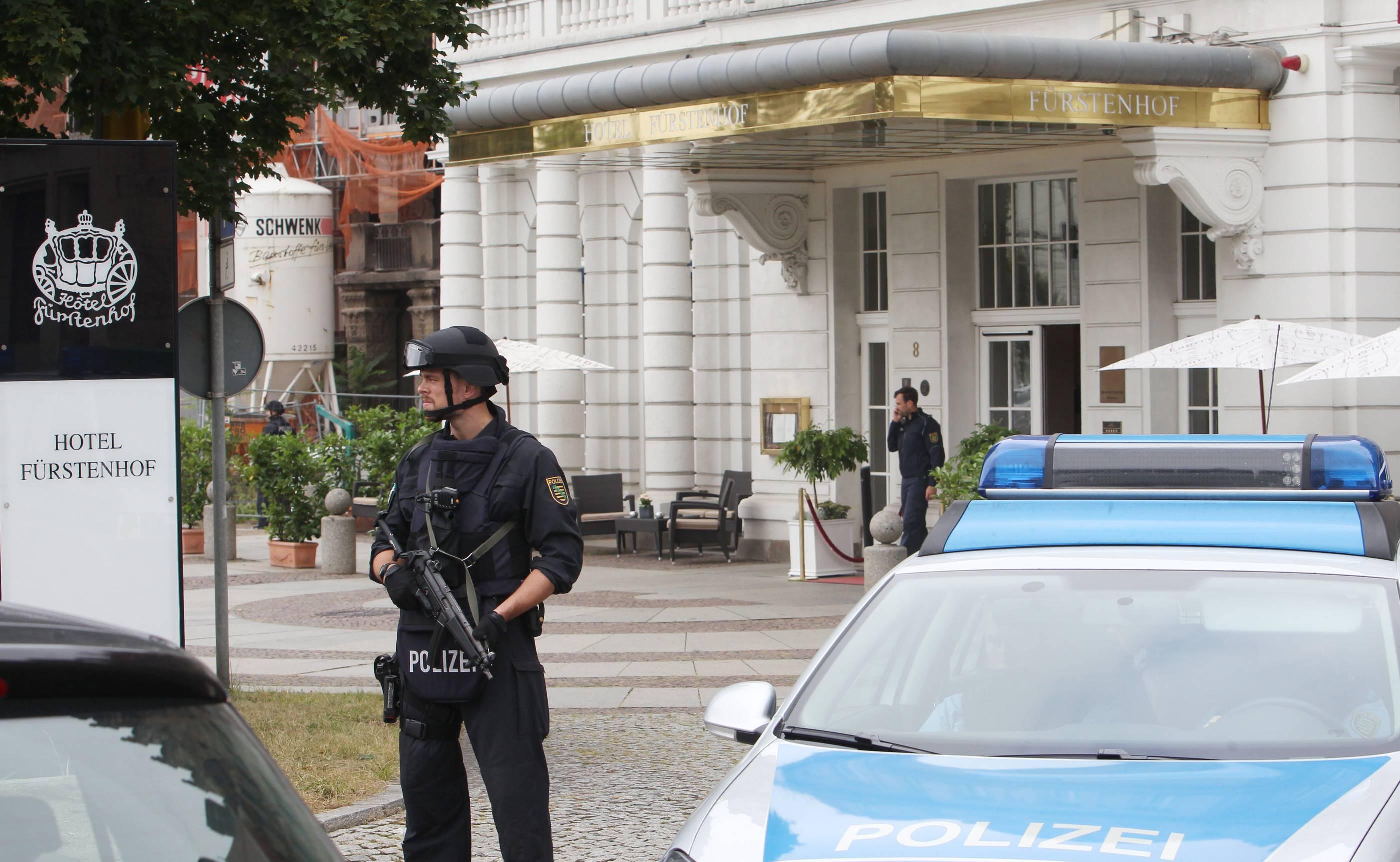 Leipzig Terrorwarnung