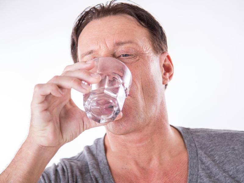 Viel Trinken Bei Hitze