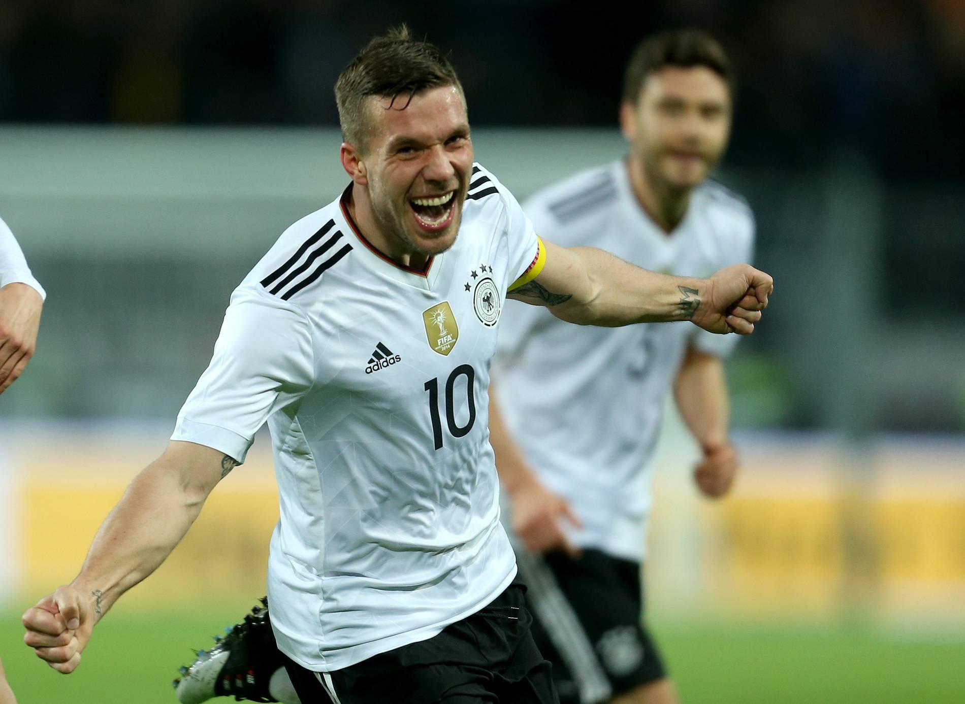 Länderspiel Deutschland England