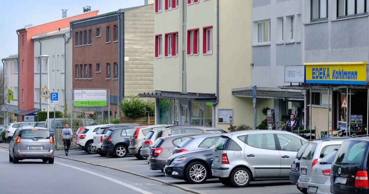 Mettmann Soll Innenstadt Starken