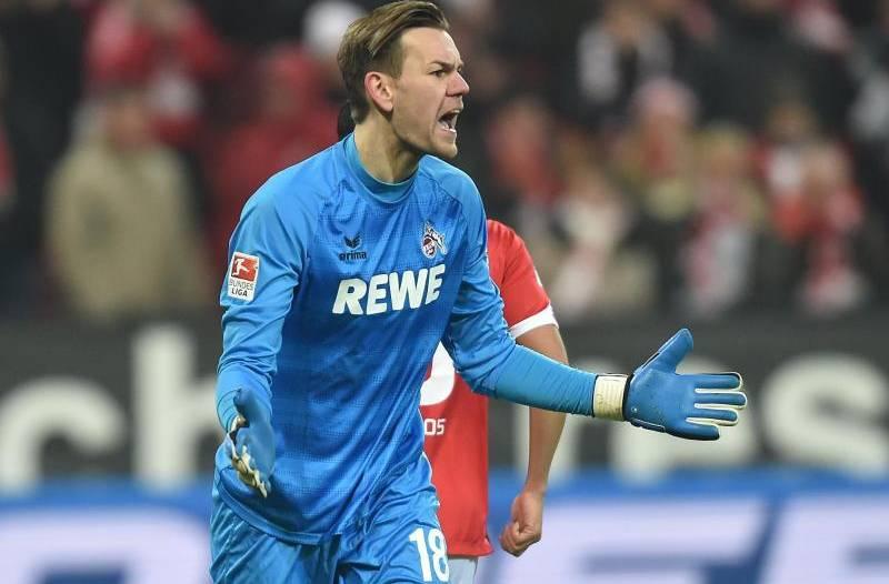 Trotz Trainingsverletzung: Köln-Trainer Stöger sieht keine ...