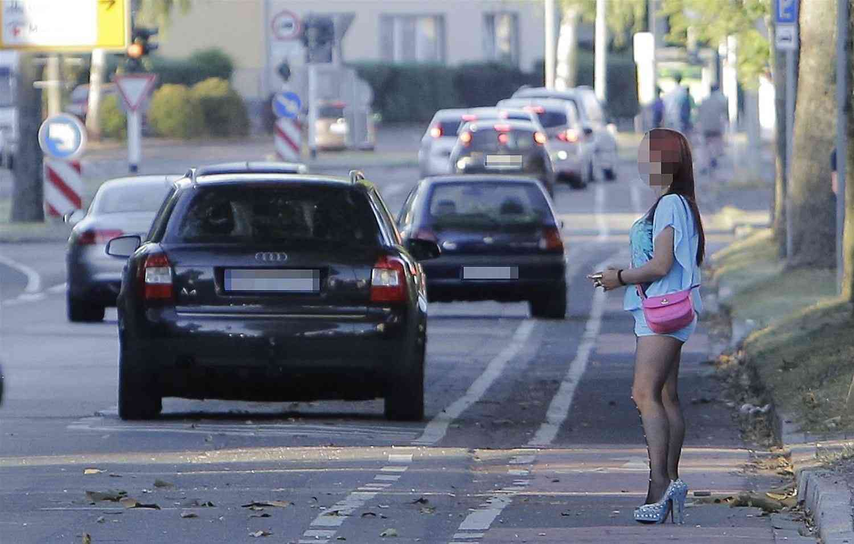 Straßenstrich düsseldorf
