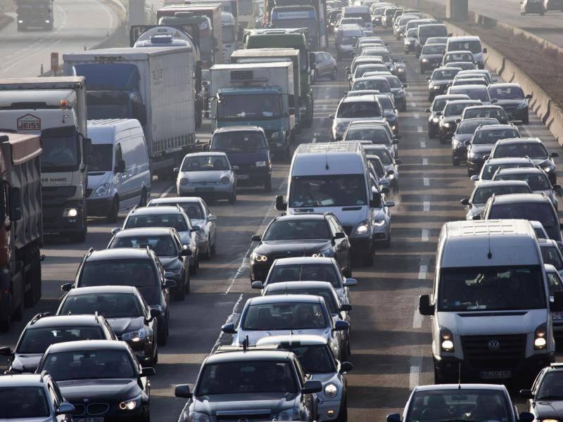 Aktuelle Verkehrslage A40