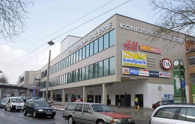 Munchener Unternehmen Kauft Die Konigshof Galerie