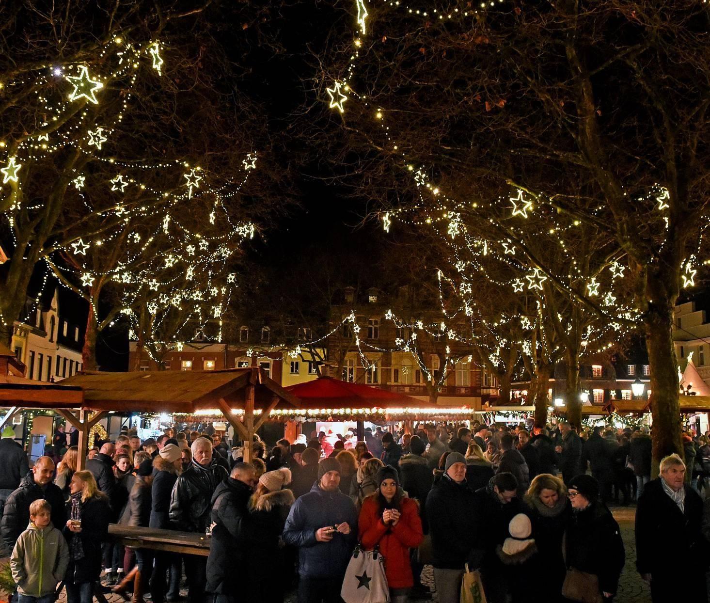 Weihnachtsmarkt Kempen.Kempen Weihnachtlicher Geht S Nicht