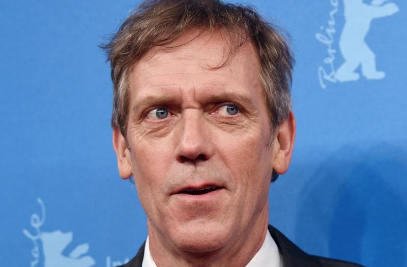 "Walk of Fame: Hollywood-Stern für ""Dr. House"" Hugh Laurie"