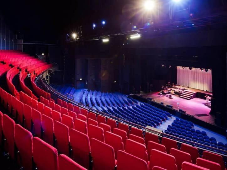 Musical Dome Köln Parkhaus