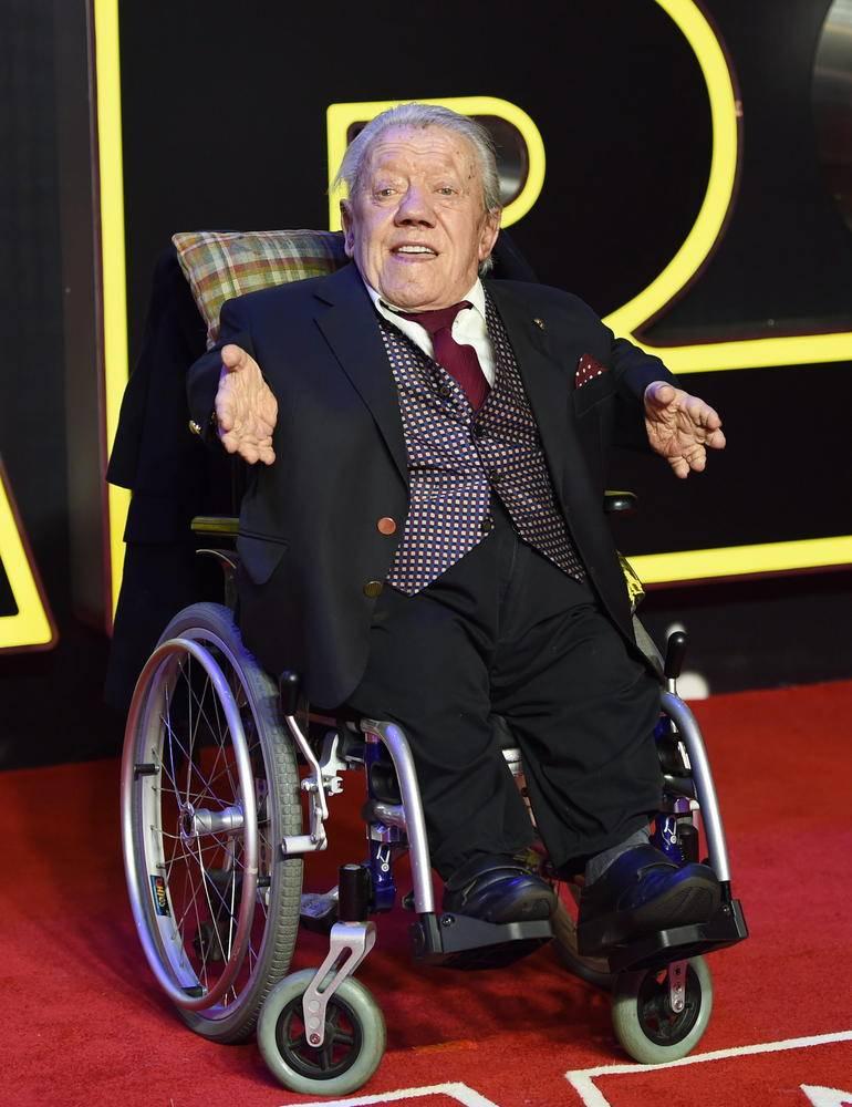 Star Wars Schauspieler Gestorben