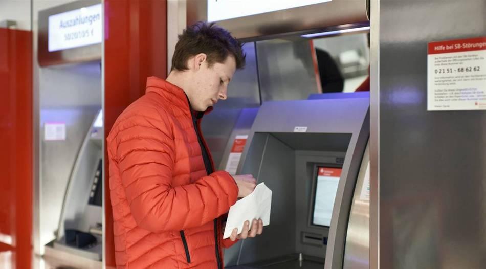 Gebühren Münzeinzahlung Sparkasse
