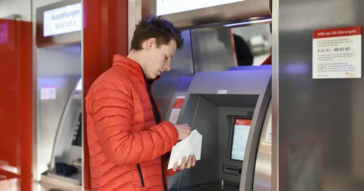 Bargeldprüfung Sparkasse Erhebt Gebühren Für Abgabe Von Münzgeld