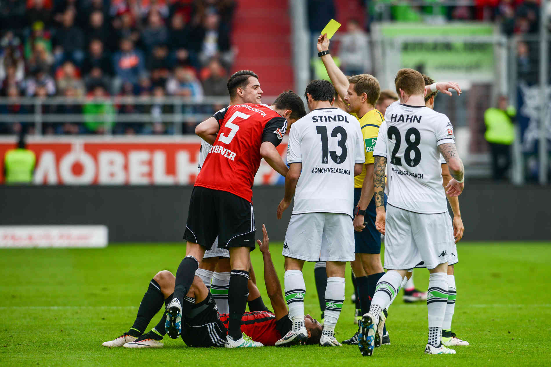Borussia Mönchengladbach Ingolstadt