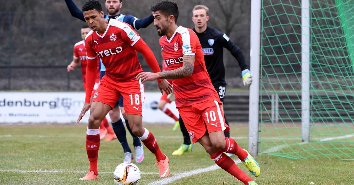 Fortuna Düsseldorf Bochum