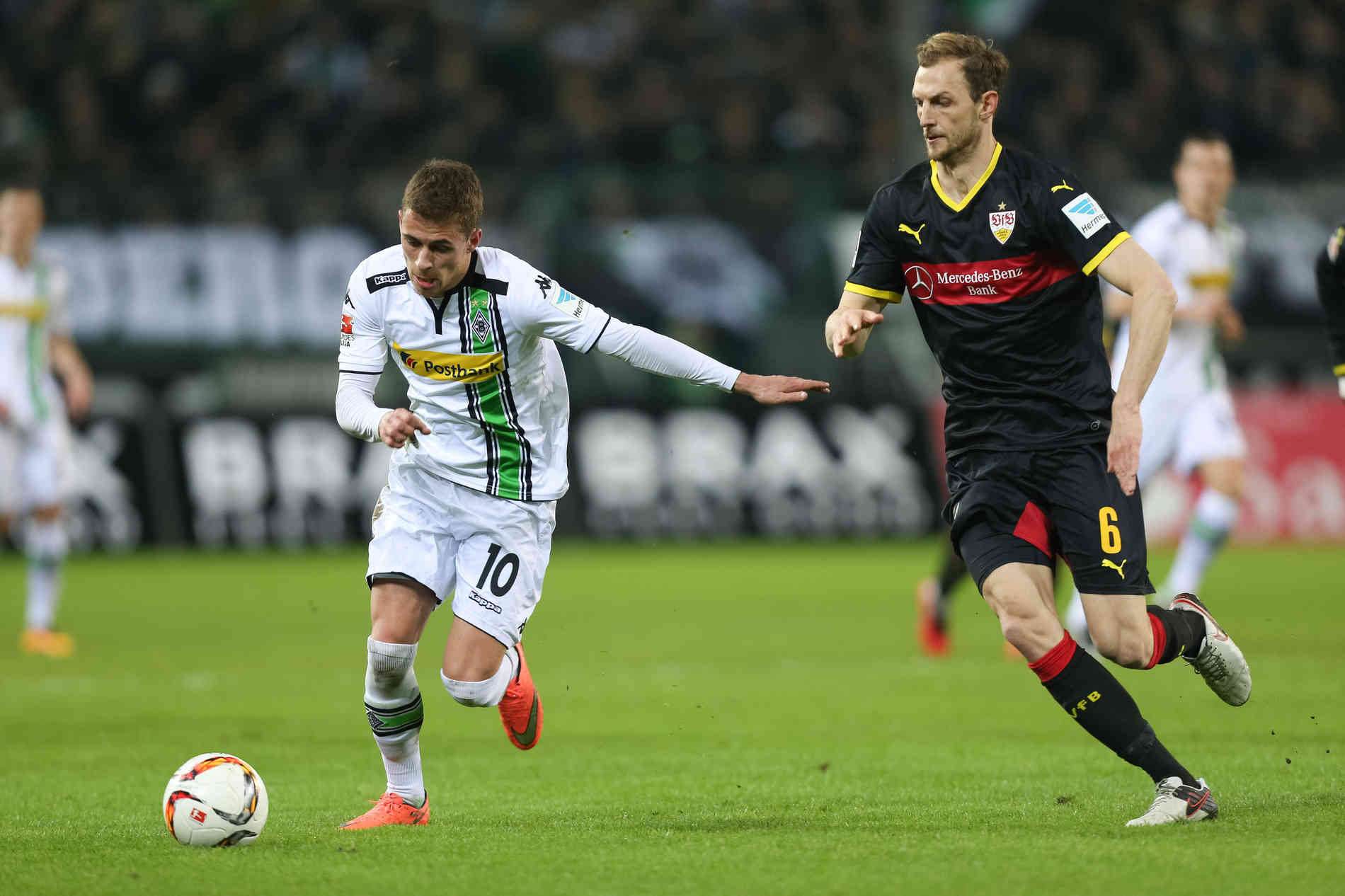Gladbach Gegen Stuttgart