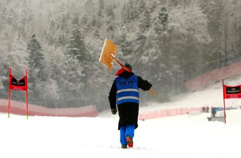 Wetter verhindert Ski-Weltcups in Garmisch und Maribor
