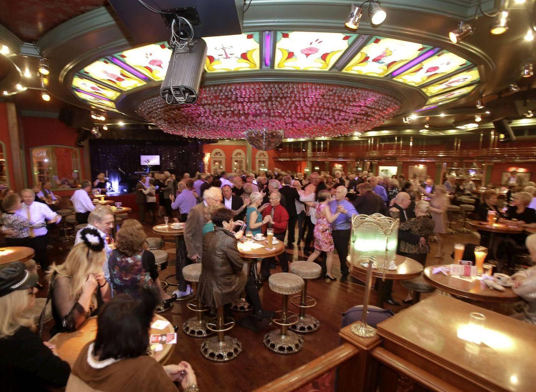 Odeon Tanzpalast: Wo sich ganz NRW zum Tanztee trifft