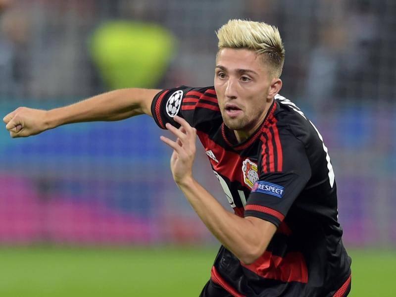 Bayer Leverkusen Kampl Fruher War Ich Balljunge Fur Ballack