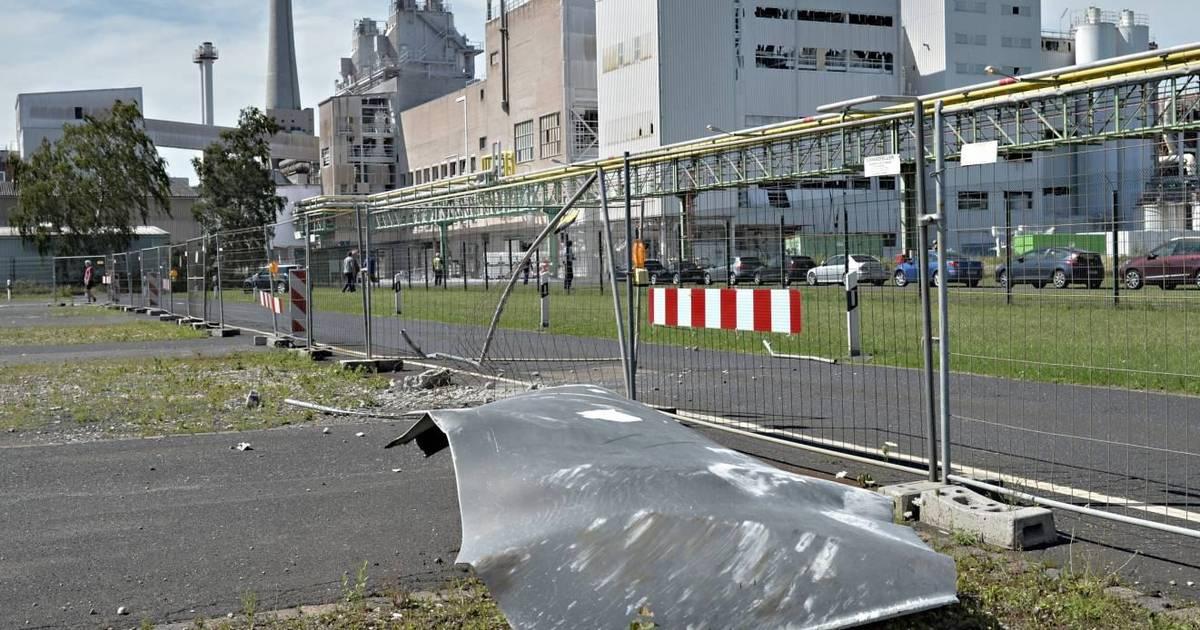 Chempark Dormagen Unfall Heute